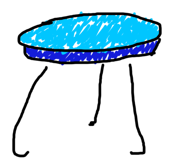 cartoon picture of chair